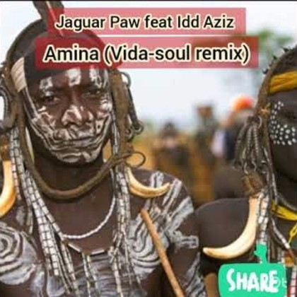 Jaguar Paw ft. Idd Aziz – Amina (Vida Soul Remix) Mp3 Download