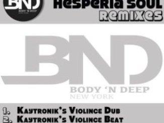 Jovonn – Hesperia Soul (Remixes) Fakaza Download