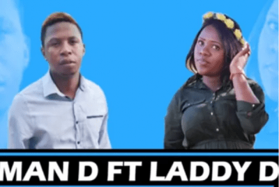 Man D – Mogatxaka O Ndisitxeng Ft. Laddy D Mp3 Download