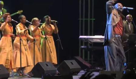 Solly Mahlangu - Siyabonga Jesu (Wa Hamba Nathi)