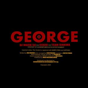 DJ Muzik SA & Cenzo – George (Ft. Team Sinkwa) Mp3 Download