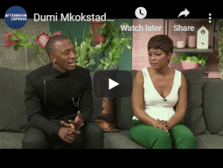 Dumi Mkokstad – Ziphozenkosi (Video) Mp3 Download