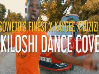 Soweto's Finest Ft. KayGee DaKing & Bizizi - Tokoloshe Amapiano Mp3 Download