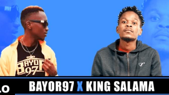 Bayor97 & King Salama – Nna le Wena Mp3 Download
