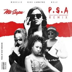 Download Mp3 MsSupa – P.S.A Ft. Gigi Lamayne, Moozlie & Nelz (Remix)