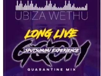 Download Mp3 uBizza Wethu – Long Live Gqom 4 (sputsununu)*Quarantine Mix