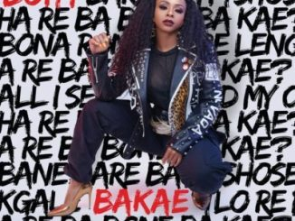 VIDEO: Boity – Bakae