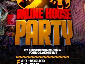 Download Mp3: Chimbonda Music & YL Ent – Online House Party