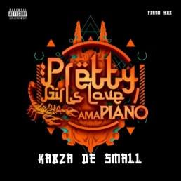 Download Mp3: Kabza De Small – Space Man Ft. Visa & KingDeetoy