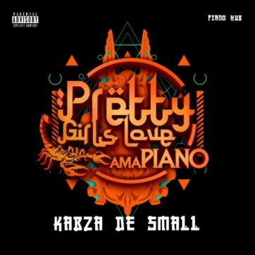 Download Album: Kabza De Small – Pretty Girls Love AmaPiano Vol 2 Zip