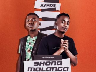 Mas MusiQ & Aymos ShonaMalanga EP Zip Download