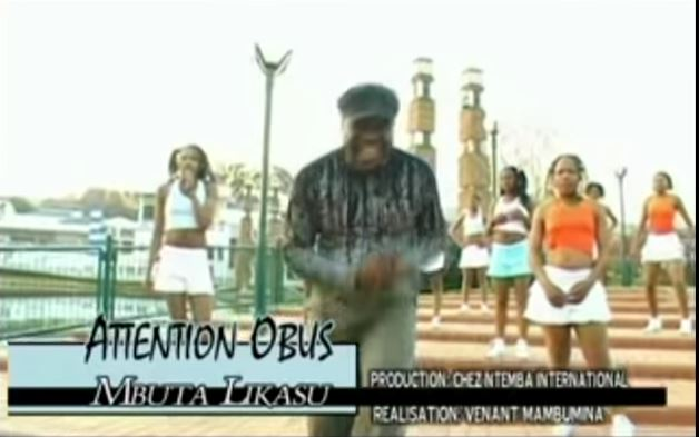 Mbuta Likasu - Attention Obus