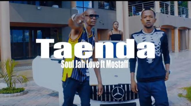 Mostaff & Soul Jah Love - Taenda Mp3 Download