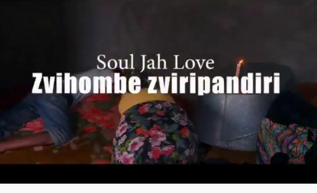 Soul Jah Love - Zviri Pandiri Zvihombe