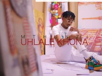 Mthunzi - Uhlale Ekhona Download Fakaza Mp3