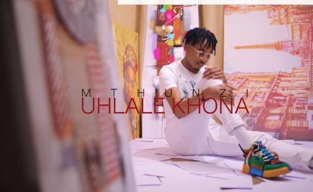 Mthunzi - Uhlale Ekhona Download Fakaza Mp3