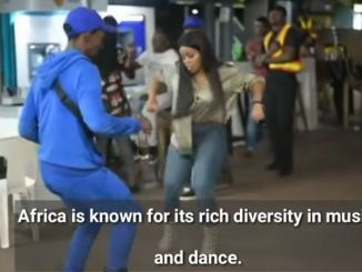 South Africa A Dancing Nation Fakaza 2020