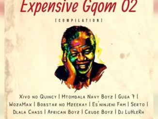 Isigoila Se Gqom Ent – Expensive Gqom O2 Compilation Fakaza Gqom Songs Zip Download