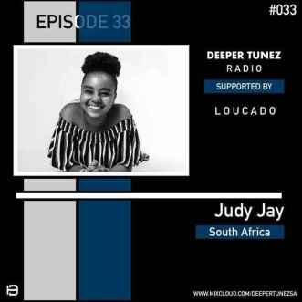 Judy Jay – Deeper Tunez Guest Mix 033 Mix
