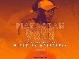 MasterMix – Pianogram sessions vol 3