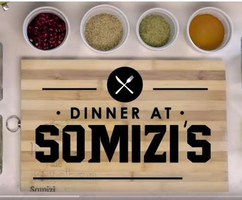 Somizi Treats Zahara To His Special Pie – Dinner at Somizi's