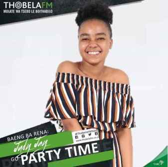 Judy Jay – Party Time Mix (05-September)