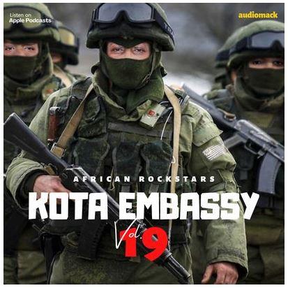 Kota Embassy – African Rockstar Vol.19 Mix