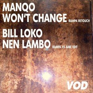 Manqo – Won't Change (Rampa Retouch)