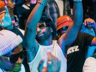 Riky Rick Teases New Amapiano Secord With Tyler ICU (Watch)