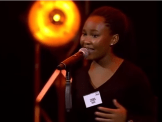 "Idols SA S16 : Zama Khumalo ""Without You "" (Solo Performance )"