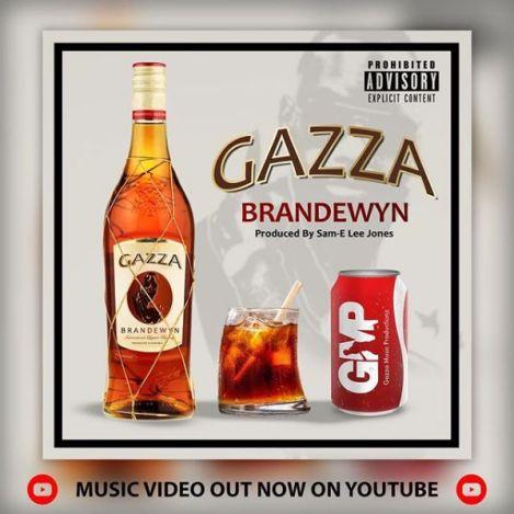 Gazza – Brandewyn