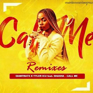 Giantrats & Tyler ICU – Call Me (CeeyChris Remix) Ft. Sha Sha