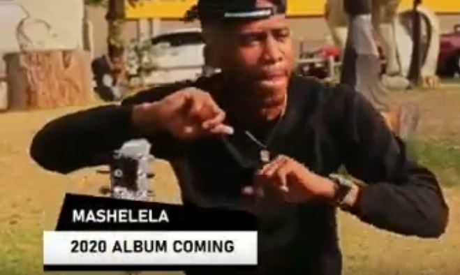 Mashelela 2020 Cd Promo