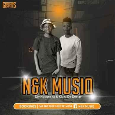 N&k MusiQ – iPrivate e'Lipholile Vol 01 Mix