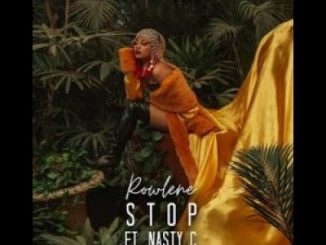 LYRICS: Rowlene – Stop (Remix) Ft. Nasty C