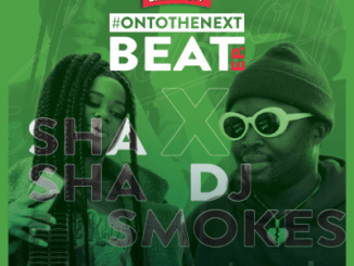 Smirnoff – Never Let You Go Ft. Sha Sha & DJ Smokes