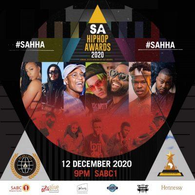 Full List of SA Hip Hop Awards Winners 2020