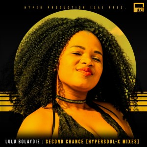 Lulu Bolaydie – Second Chance EP
