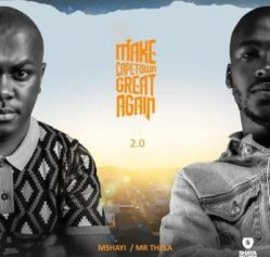 Mshayi & Mr Thela – The World We Live In Ft. Xola Toto