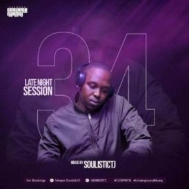 Soulistic TJ – Late Night Session 34 Mix