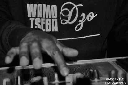 Dzo – 100% Production Mix (Tshego's Bday Celebration)