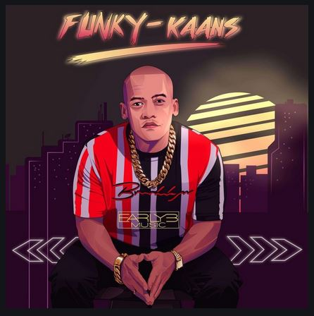 Early B Funky-Kaans Album Download