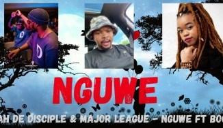 Josiah De Disciple & Major League Djz – NGUWE Ft. Boohle