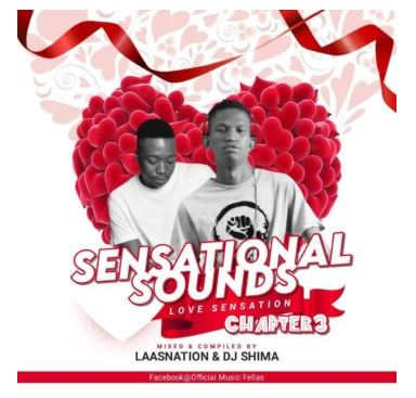 LaasNation & Dj Shima – Sensational Sounds Chapter 3 Mix (Love Sensation)