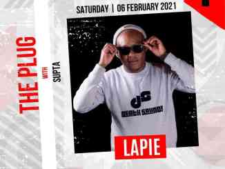 Lapie – The Plug With Supta On YFM Mix