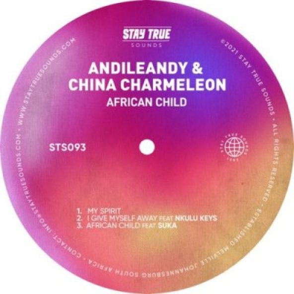EP: China Charmeleon & Andileany – African Child