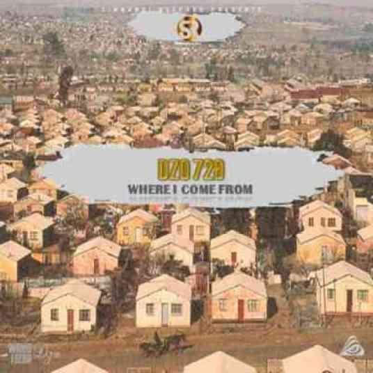 ALBUM: Dzo – Where I Come From