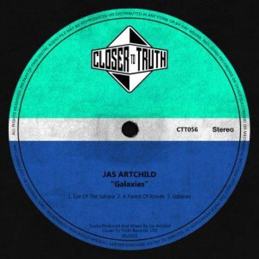 EP: Jas Artchild – Galaxies