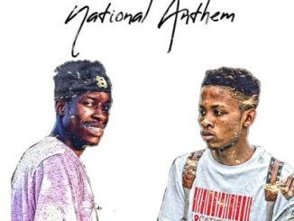 Kidd Lane – National Anthem Ft. Khalil Harrison