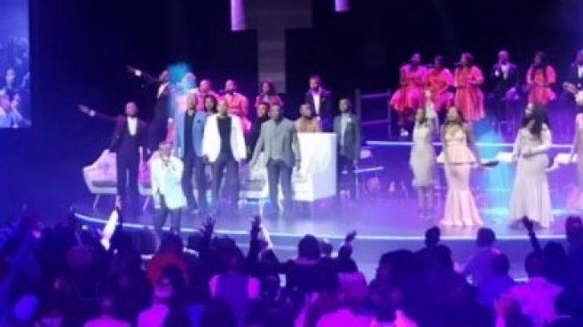 Spirit Of Praise – Make A Way Ft. Mmatema (Kaya Soul Inspired Concert 2020)